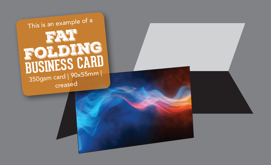 Business card printing auckland nz print plus fat folding cards reheart Choice Image